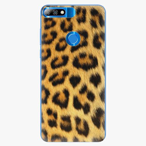 Plastový kryt iSaprio - Jaguar Skin - Huawei Y7 Prime 2018