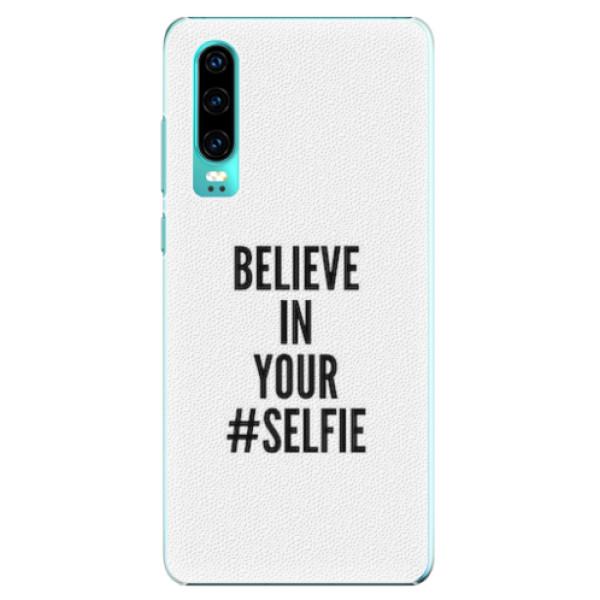 Plastové pouzdro iSaprio - Selfie - Huawei P30