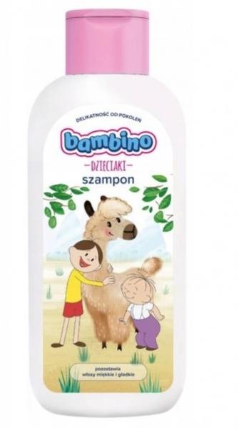 NIVEA Dětský šampón BAMBINO, 400ml