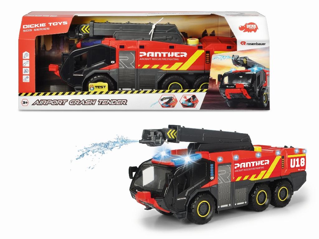 Letištní hasičské auto Rosenbauer Panther 62 cm