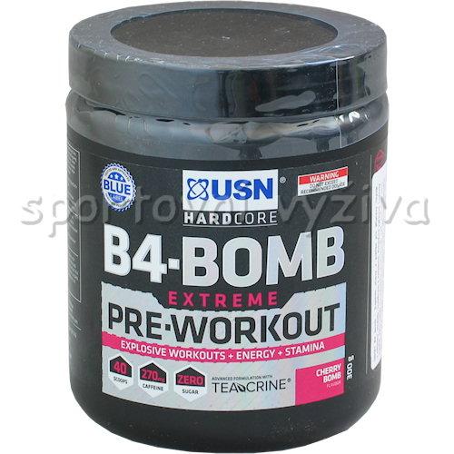 B4 bomb extreme pre workout