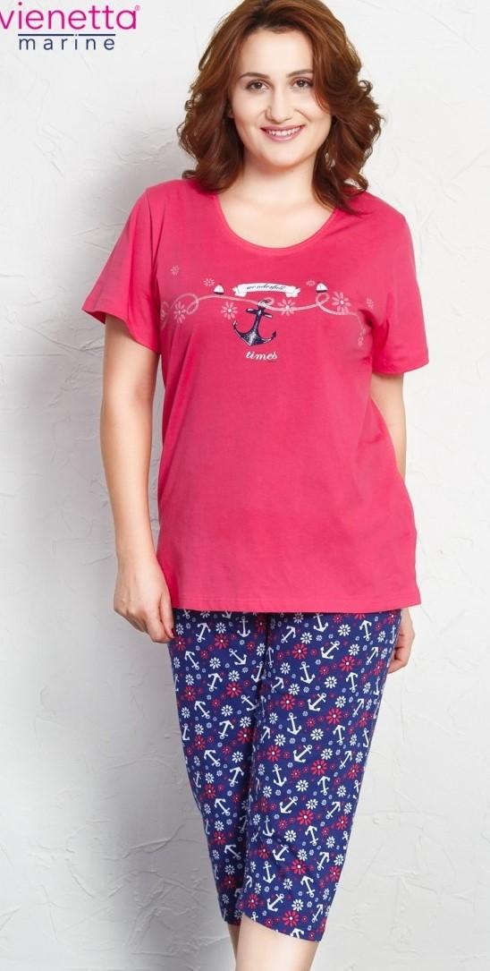 Dámské pyžamo kapri Marine