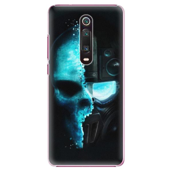 Plastové pouzdro iSaprio - Roboskull - Xiaomi Mi 9T