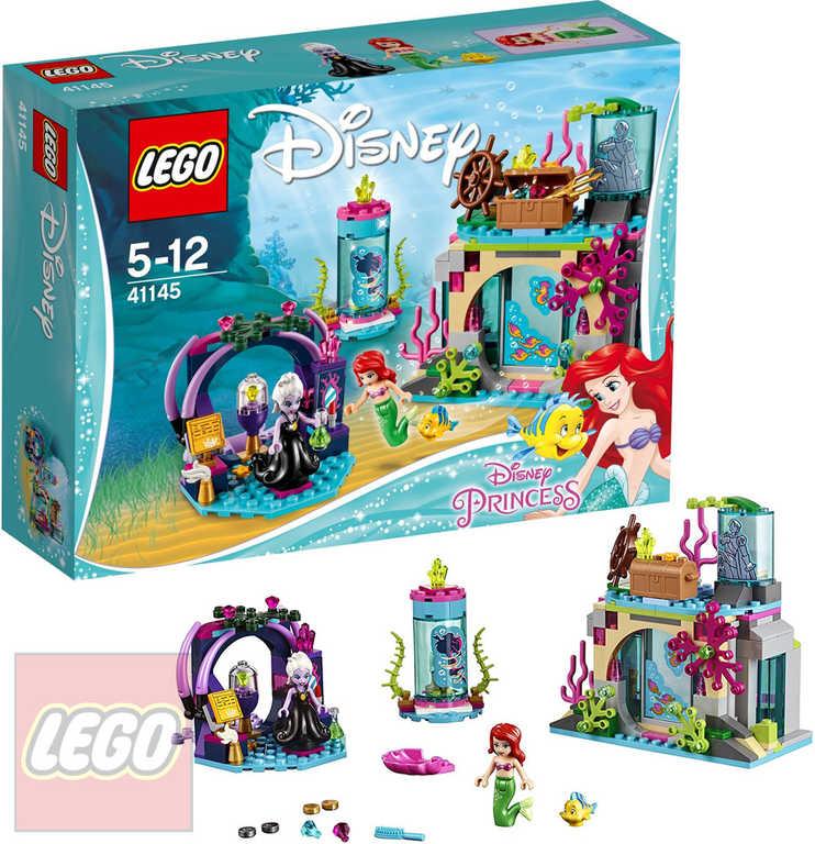 LEGO PRINCESS Ariel a magické zaklínadlo 41145 STAVEBNICE