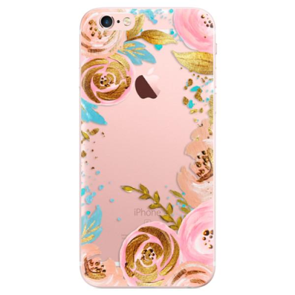Odolné silikonové pouzdro iSaprio - Golden Youth - iPhone 6 Plus/6S Plus