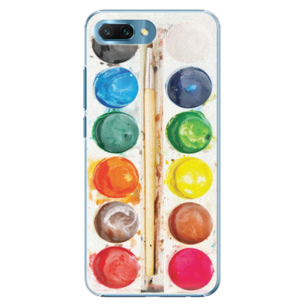 Plastové pouzdro iSaprio - Watercolors - Huawei Honor 10