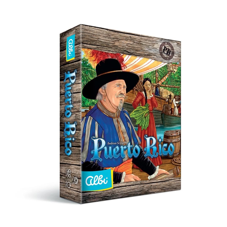Puerto Rico 2. vydání