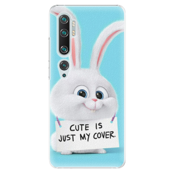 Plastové pouzdro iSaprio - My Cover - Xiaomi Mi Note 10 / Note 10 Pro