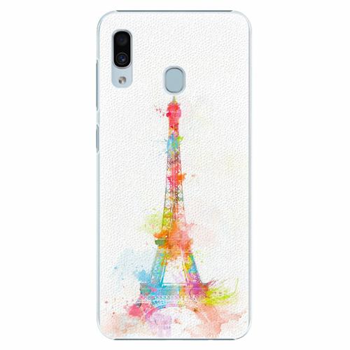 Plastový kryt iSaprio - Eiffel Tower - Samsung Galaxy A30