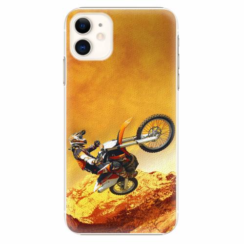 Plastový kryt iSaprio - Motocross - iPhone 11
