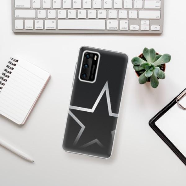 Plastové pouzdro iSaprio - Star - Huawei P40