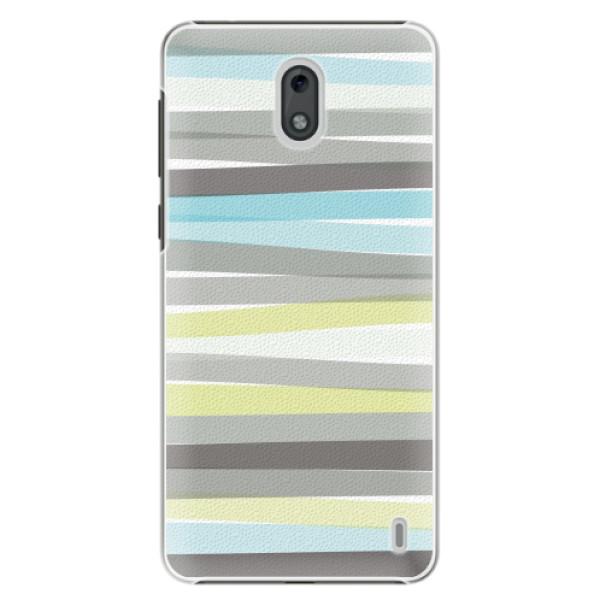 Plastové pouzdro iSaprio - Stripe - Nokia 2