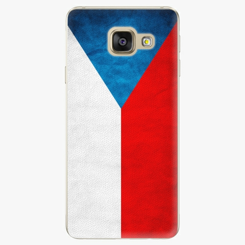 Plastový kryt iSaprio - Czech Flag - Samsung Galaxy A5 2016