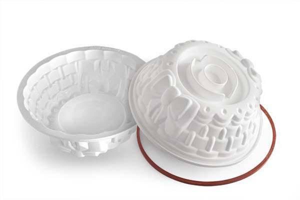 Silikonová forma na velikonoční dort