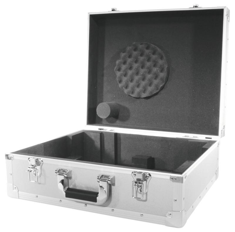Gramo Case S, přepravní gramofonní kufr stříbrný
