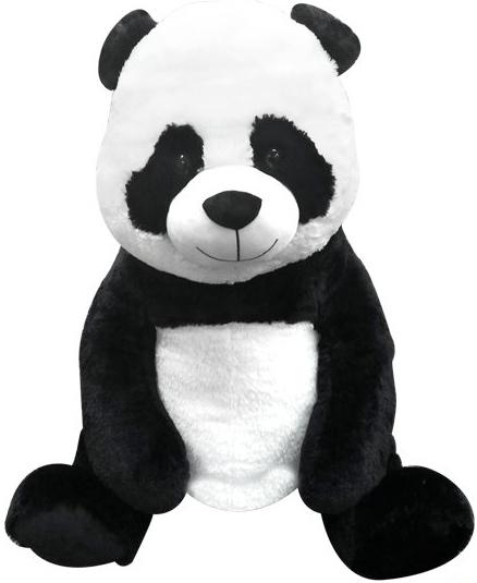 PLYŠ Panda 85cm medvídek sedící *PLYŠOVÉ HRAČKY*