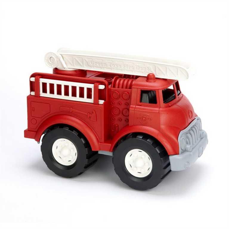 Green Toys Hasičské auto