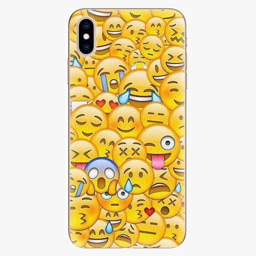 Plastový kryt iSaprio - Emoji - iPhone XS Max
