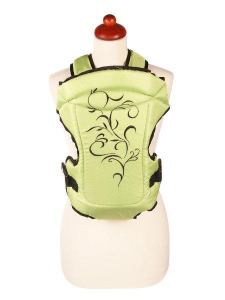 Nosítko Womar Zaffiro Butterfly - světle - zelená