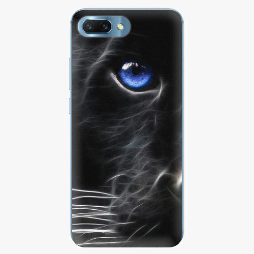 Plastový kryt iSaprio - Black Puma - Huawei Honor 10
