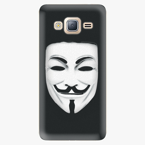 Plastový kryt iSaprio - Vendeta - Samsung Galaxy J3