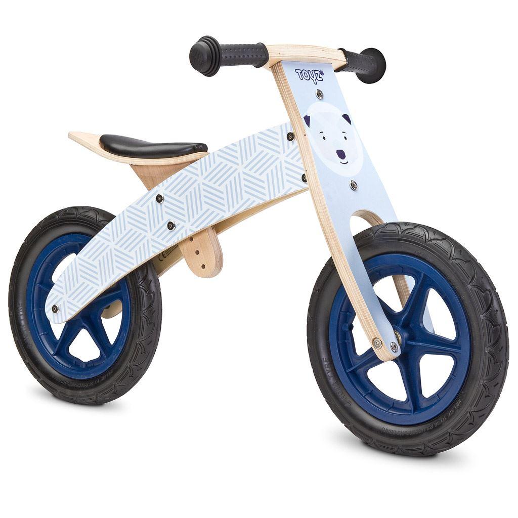 Dětské odrážedlo kolo Toyz Woody - blue - modrá