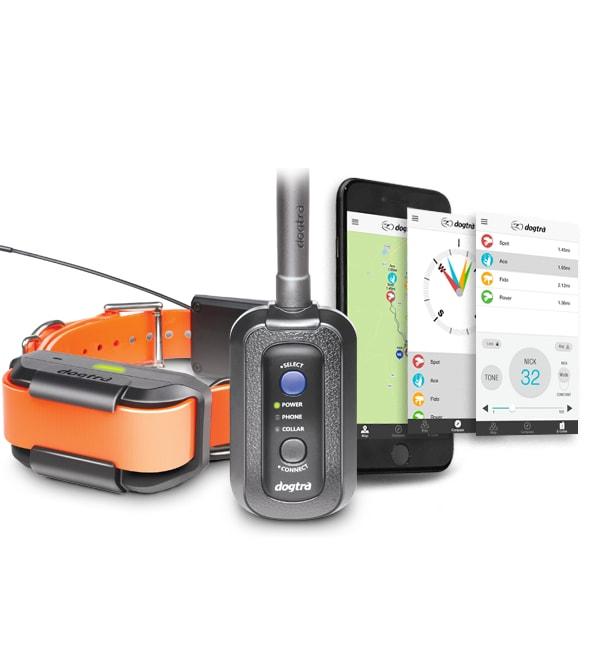 Dogtra Pathfinder - GPS a výcvikový obojek - Pro - 3 psy