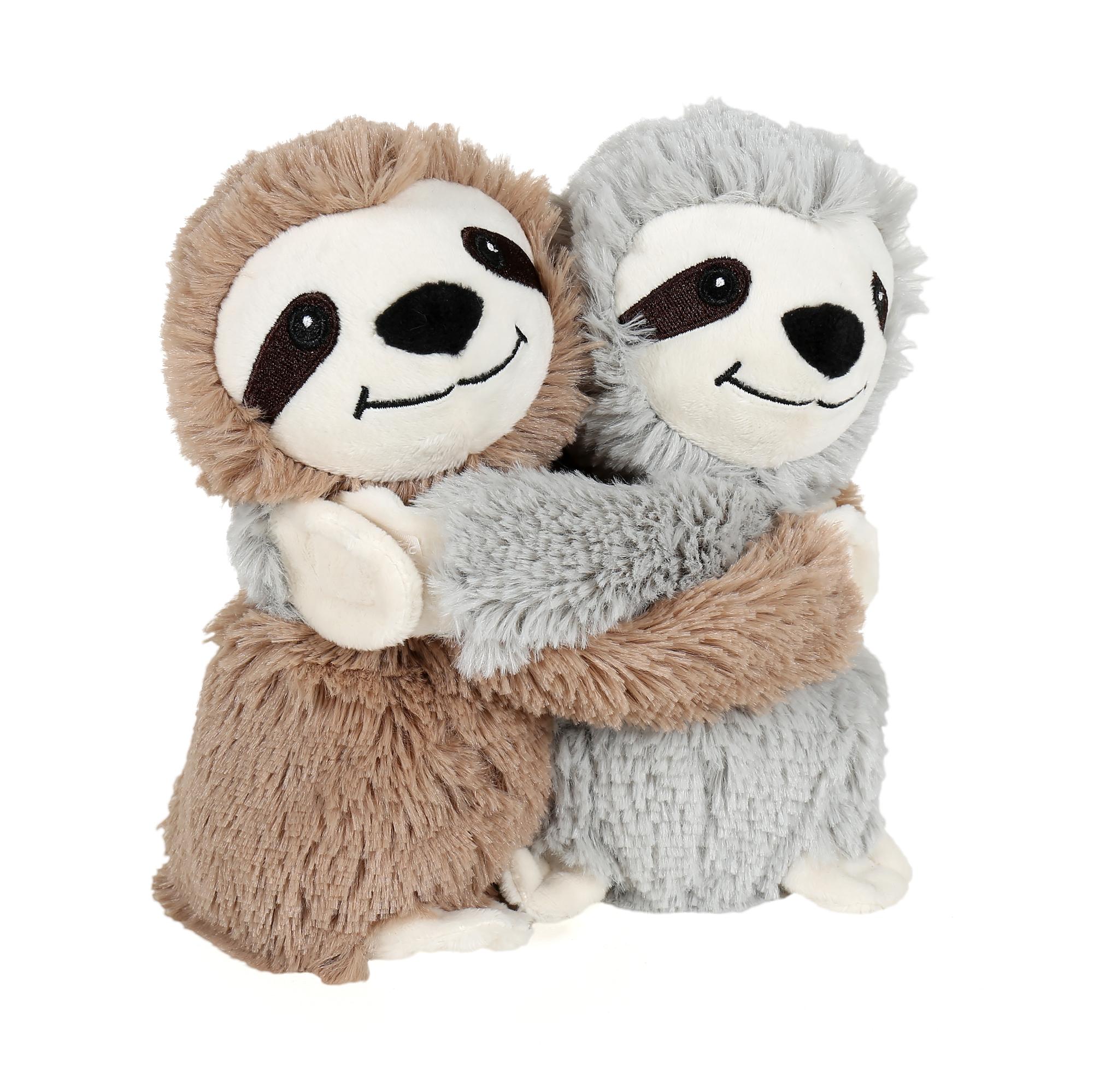 Warmies - Hřejivá mini zvířátka - Hřejiví lenochodi
