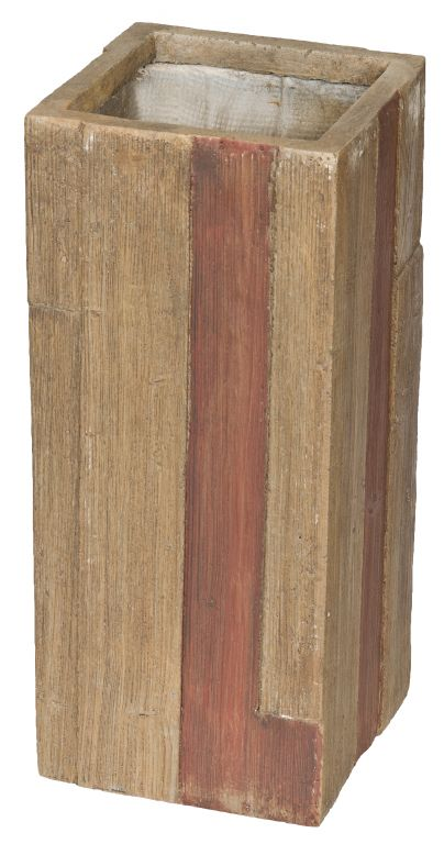 Květináč G21 Wood Tube - 60cm
