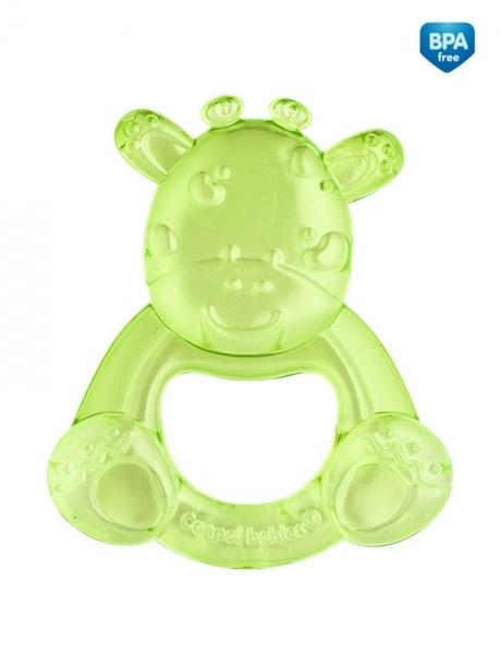 Kousátko vodní Žirafka - zelená