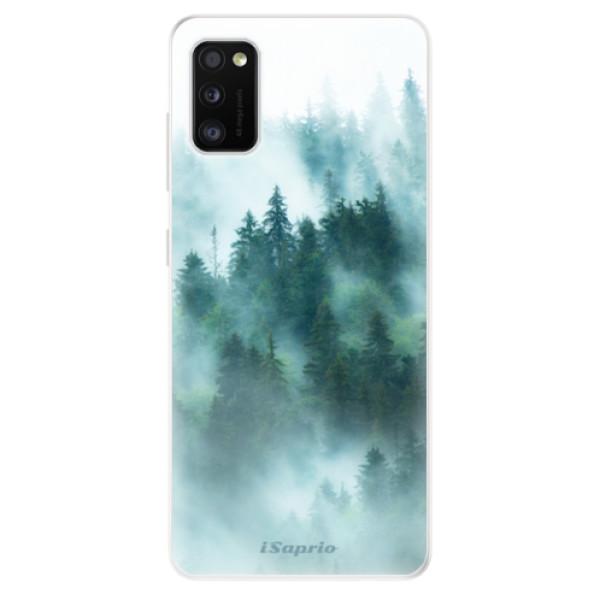 Odolné silikonové pouzdro iSaprio - Forrest 08 - Samsung Galaxy A41