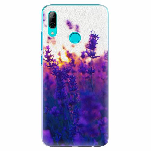 Plastový kryt iSaprio - Lavender Field - Huawei P Smart 2019