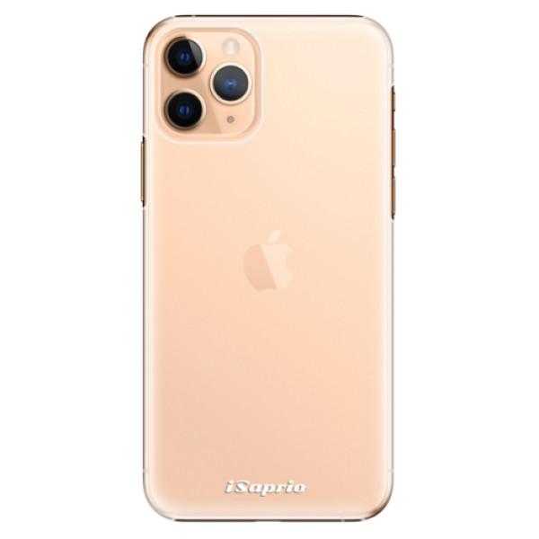 Plastové pouzdro iSaprio - 4Pure - mléčný bez potisku - iPhone 11 Pro