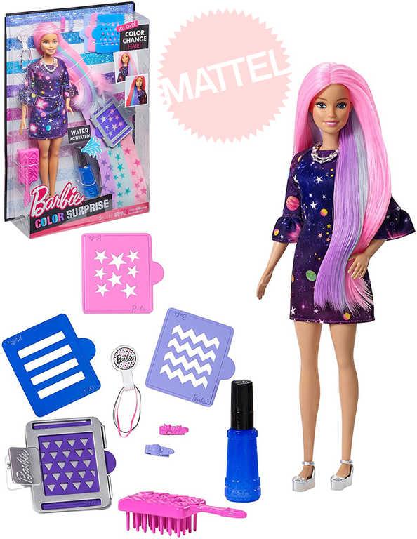 MATTEL BRB Panenka Barbie žužu kouzelné vlasy běloška set s doplňky