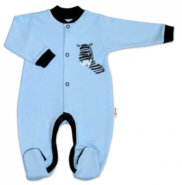 baby-nellys-bavlneny-overalek-zebra-modry-vel-86-86-12-18m