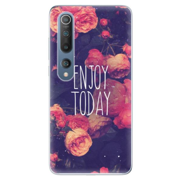 Odolné silikonové pouzdro iSaprio - Enjoy Today - Xiaomi Mi 10 / Mi 10 Pro