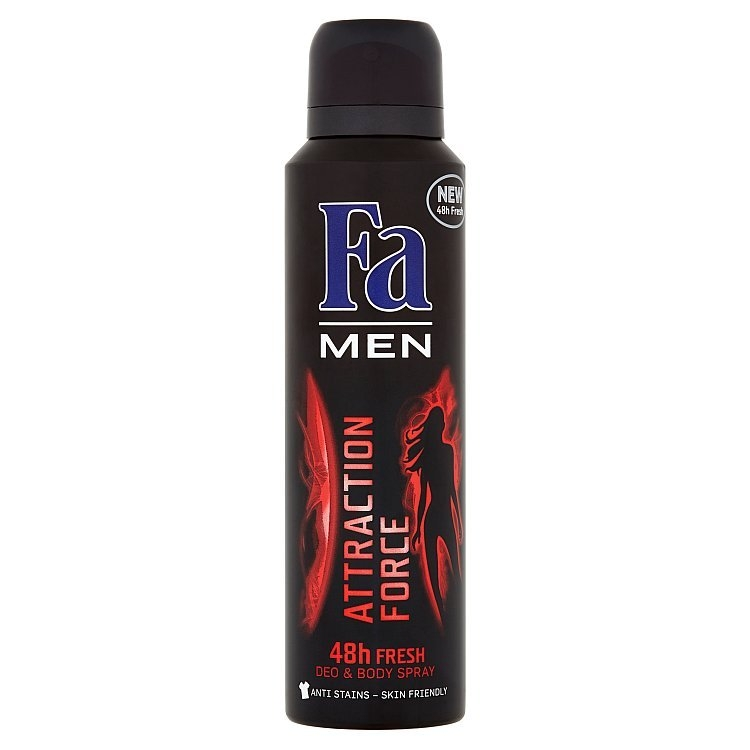 Men Attraction Force deodorant 150 ml
