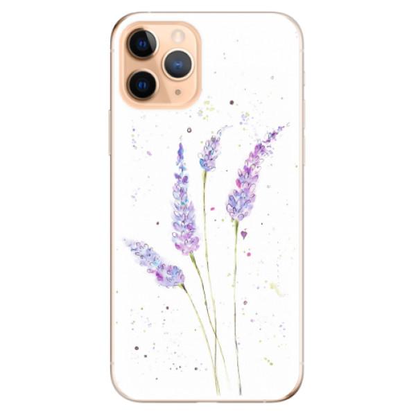 Odolné silikonové pouzdro iSaprio - Lavender - iPhone 11 Pro