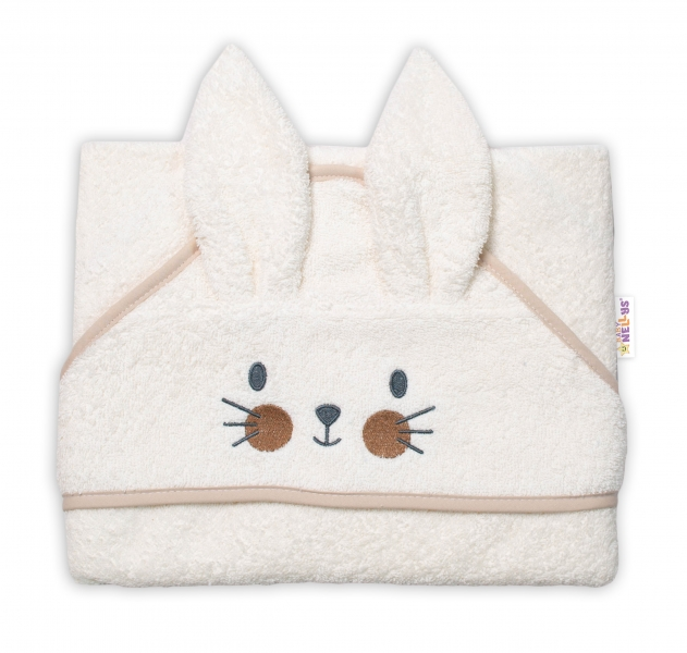 baby-nellys-frote-osuska-s-kapuci-80-x-80-cm-bunny-smetanova