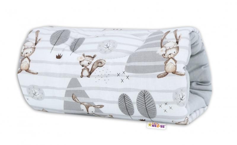 baby-nellys-kojici-polstar-na-ruku-baby-nellys-zviratka-v-lese-sedy