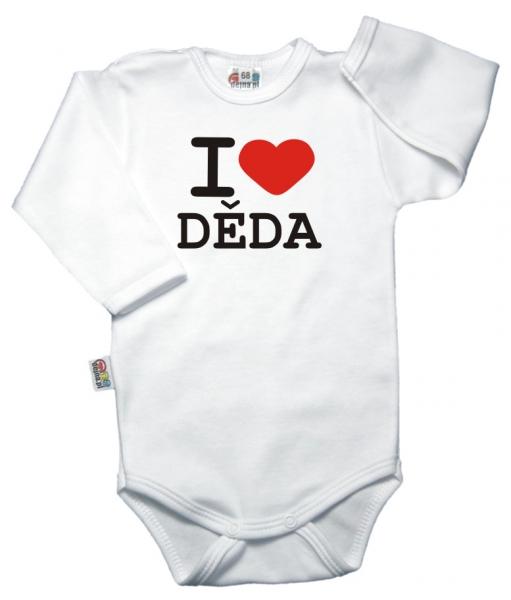 baby-dejnavel-baby-dejna-body-dl-rukav-kolekce-i-love-deda-vel-86-k19-86-12-18m