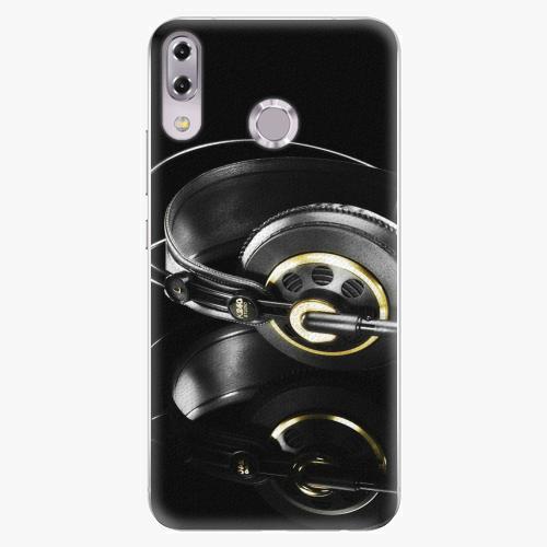 Plastový kryt iSaprio - Headphones 02 - Asus ZenFone 5Z ZS620KL
