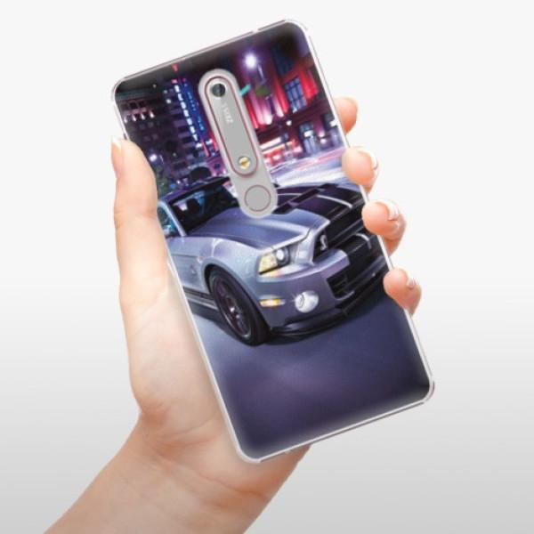 Plastové pouzdro iSaprio - Mustang - Nokia 6.1