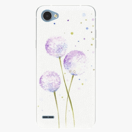 Plastový kryt iSaprio - Dandelion - LG Q6