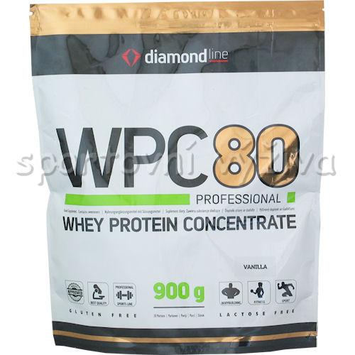 Diamond line WPC 80 protein