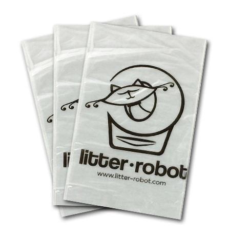 Biologicky rozložitelné sáčky na odpad Litter Robot III - 25 kusů