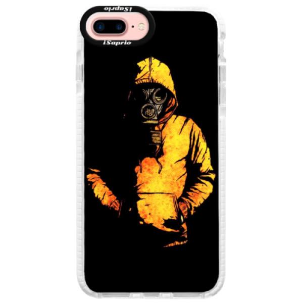Silikonové pouzdro Bumper iSaprio - Chemical - iPhone 7 Plus