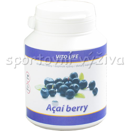 Acai Berry 360mg 100 kapslí