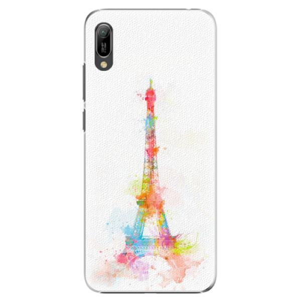 Plastové pouzdro iSaprio - Eiffel Tower - Huawei Y6 2019