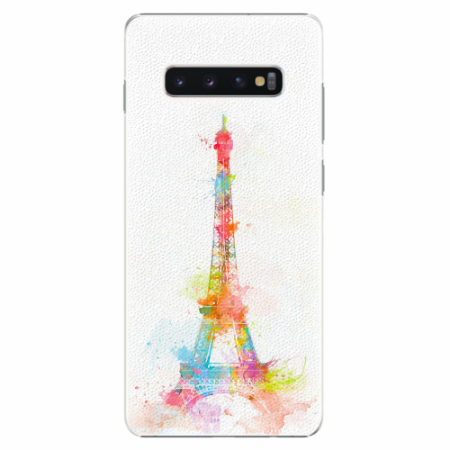 Plastový kryt iSaprio - Eiffel Tower - Samsung Galaxy S10+